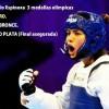 Maria del Rosario pasa a la final y asegura medalla