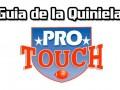 Guia de Quiniela ProTouch del concurso 757  – Quiniela en venta hasta el 26 de Septiembre del 2020